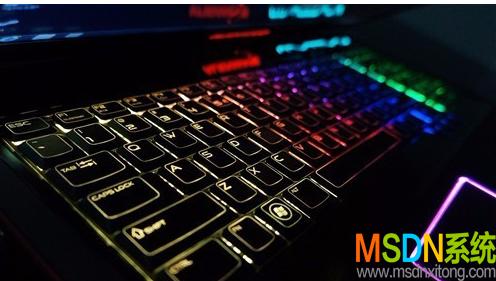 笔记本键盘灯不亮,详细教您笔记本键盘灯怎么打开