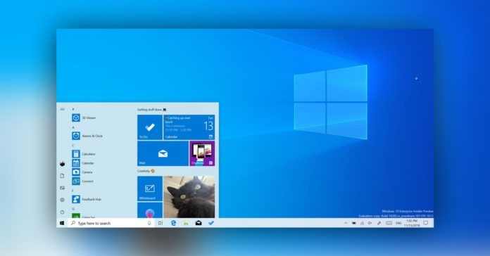 微软 Win10 版本 2009 曝光,是个小更新